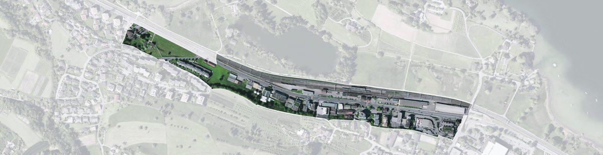 Planung Zentrum Au
