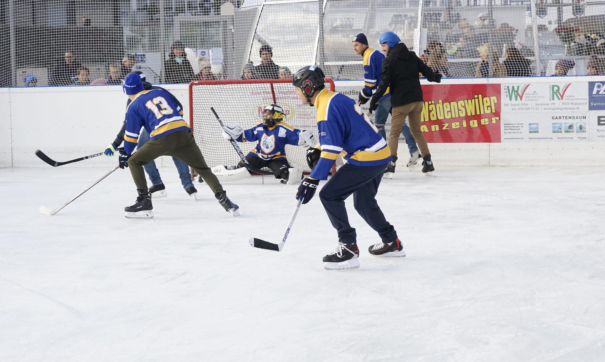 Hockey; Wädenswil;