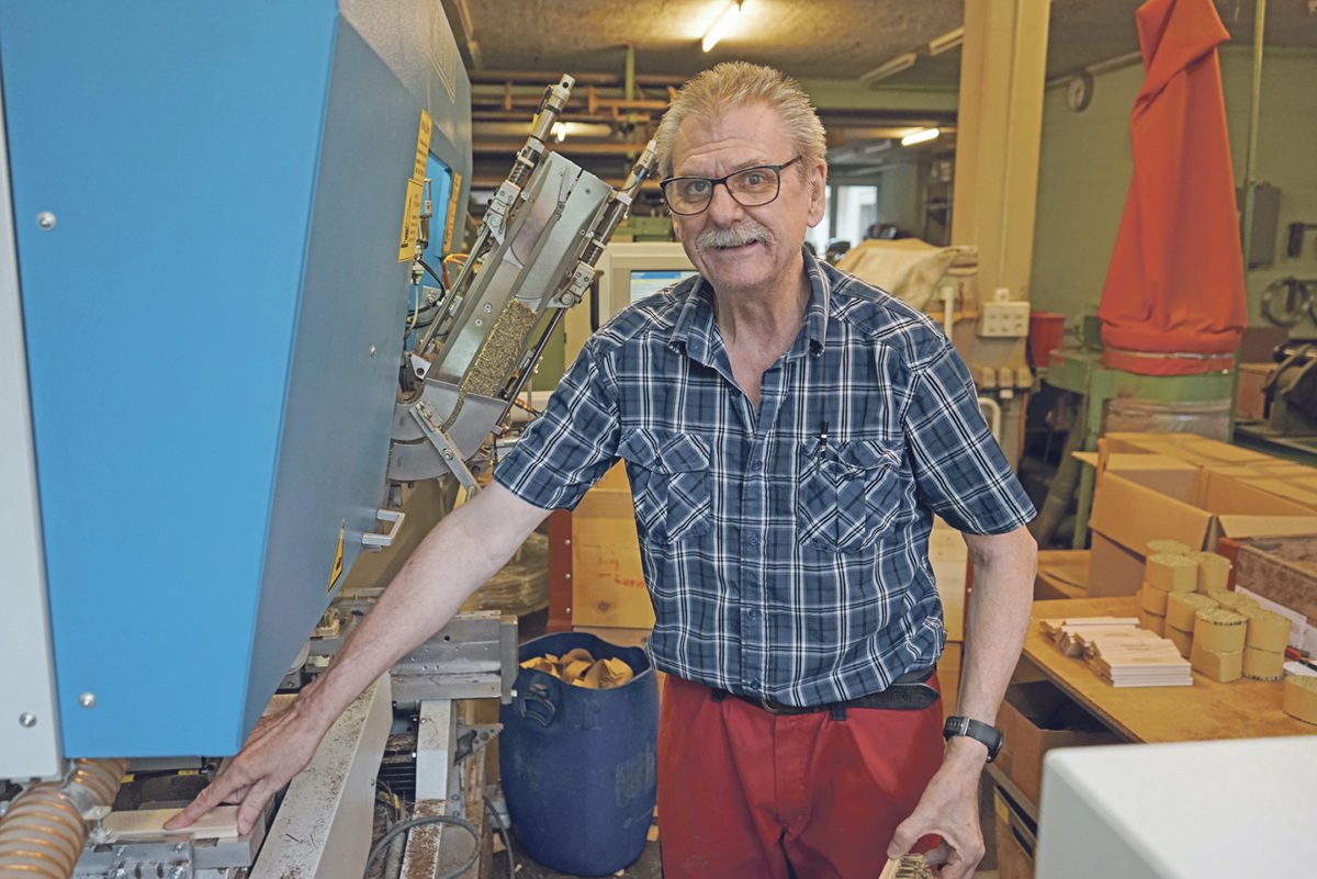 Pensionierung Markus Wirz
