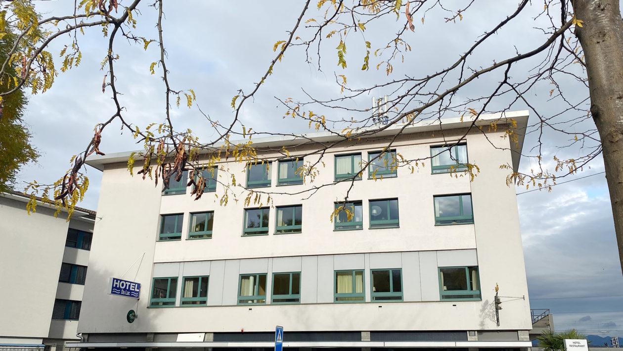 Hotel Du Lac, Wädenswil